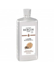 Virginia Cedarwood | Lampe Berger Fragrance Refill for Home Fragrance Oil Diffuser | Purifying and perfuming Your Home | 33.8 Fluid Ounces - 1 Liter | Made in France