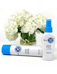 It's a 10 Haircare Miracle Leave-In Lite, 2 fl. oz.
