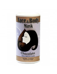 Muddy H2O Etc. Chocolate Natural Face & Body Mask for All Skin 1.5 oz