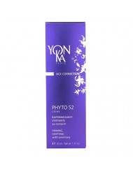 YON-KA - AGE CORRECTION PHYTO 52 Cream - Firming and Vivifying Night Treatment for Younger Looking Skin (1.41 Ounces / 50 Milliliters)