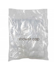 ForPro Shower Cap, Individually Wrapped, 100 Count