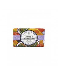 Tropical Fruits - Triple-Milled Vegetable-Based Luxury Soap (Mango and Passionfruit), 200 g / 7 oz
