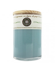 Terra Essential Scents, Candle Peppermint 12 Ounce