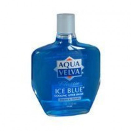 Aqua Velva Ice Blue After Shave 3.5 Ounce (103ml) (3 Pack)