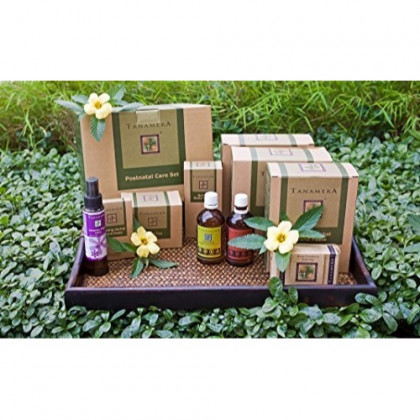 All Natural, New Mommy Wellness Kit - COMPLETE After Birth Recovery Care Set