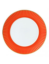 """Wedgwood Palladian Countryside Accent Salad Plate, 8"""", Multicolor"""