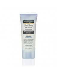 Neutrogena Ultra Sheer Dry-Touch Sunscreen, SPF 100, 3 Ounce (Packaging May Vary) Personal Healthcare / Health Care