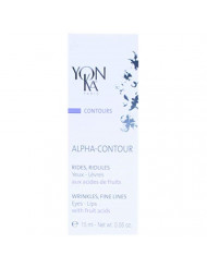 YON-KA - Contours: Alpha-Contour Avant-Garde Technology Gel for Eyes and Lips Against the Signs of Aging (0.55 oz)