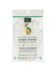 Earth Therapeutics Exfoliating Hydro Gloves - 1 Pair.