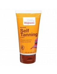 Walgreens Self Tanning Lotion, Medium, 5 fl oz