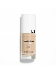COVERGIRL Trublend Liquid Makeup Natural Ivory L3 1 Fl Oz, 1.000-Fluid Ounce