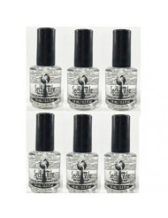 Seche Vite Dry Fast Top Coat Boxed 0.5 Ounce (14ml) (6 Pack)