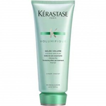 Kerastase Resistance Volumifique Thickening Effect Gel Treatment for Unisex, 6.8 Ounce