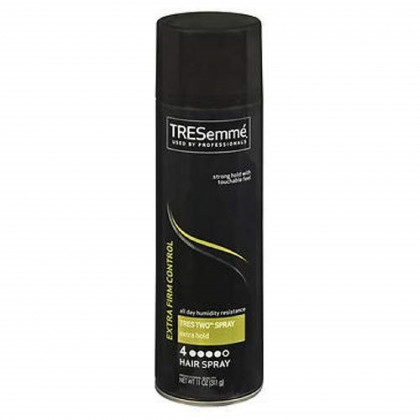 Tresemme Two Hairspray Extra Hold 11 Ounce Aerosol (325ml) (6 Pack)