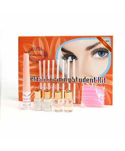 Professioanl Eyelash Eye Lashes Eyelashes Curling Perming Curler Curl Extra Longer Glue Perm Box Full Kit Set B-27