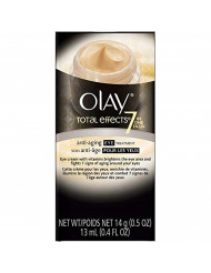OLAY Total Effects Anti-Aging Eye Transforming Cream 0.5 oz (Pack of 3)