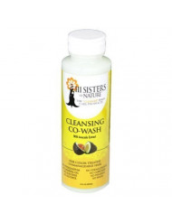 III Sisters of Nature Cleansing Co-Wash with Avocado Extract 10oz
