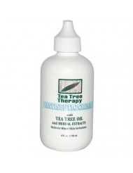 Tea Tree Therapy Antiseptic Cream - 4 Oz (Pack of 5)