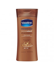 Vaseline Intensive Care Lotion - Cocoa Radiant - 10 fl oz (295 ml) - 3 Pack
