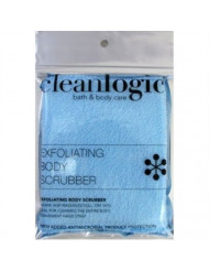 Clean Logic X-Large Exfoliating Body Scrubber, Colors May Vary 1 ea (Pack of 3)