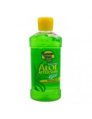 Banana Boat Soothing Aloe After Sun Gel 8 oz (Pack of 3)