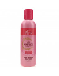 Luster's Pink Oil Moisturizer Hair Lotion 4 oz ( Pack of 3)