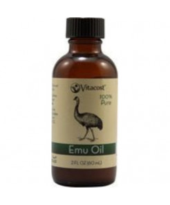 Vitacost 100% Pure Emu Oil - 2 fl oz (60 mL)