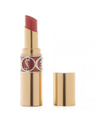 Yves Saint Laurent Rouge Volupte Shine Oil In Stick, No. 5 Fuchsia In Excess, 0.15 Ounce