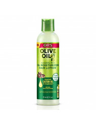 ORS Olive Oil Incredibly Rich Oil Moisturizing Hair Lotion 8.5 Ounce (Pack of 3)