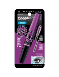 Maybelline New York Volum Express Falsies Big Eyeswaterproof Mascara, Brownish Black 206, .29 Fluid Ounce (Pack of 3)