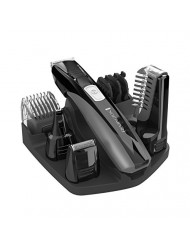 Remington PG525 Head to Toe Lithium Powered Body Groomer Kit, Beard Trimmer (10 Pieces)