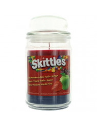 Fruit Scented Triple Poured Skittle Candle - 16oz Candle