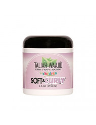 Taliah Waajid Kinky Wavy Natural Soft & Curly Jelly 6 Oz