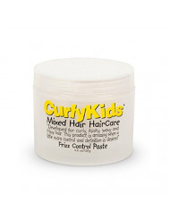 CurlyKids Frizz Control Paste, 4 Ounce