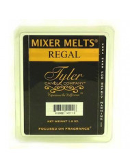 Tyler REGAL Fragrance Scented Wax Mixer Melts by Candles