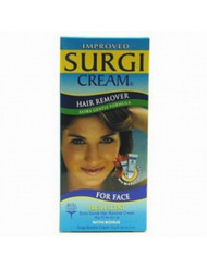 Surgicream Hair Remover Face Extra Gentle 1 oz. #82565 (Pack of 2)