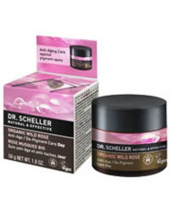 Organic Wild Rose Anti-aging De-pigment Day Care Cream, 1.8 oz by Dr. Scheller (Pack of 2)