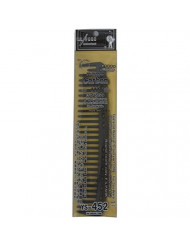 YS Park 452 Round Tooth Cutting Comb - Carbon