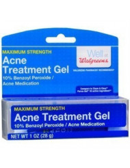 Walgreens Acne Treatment Gel, 1 oz