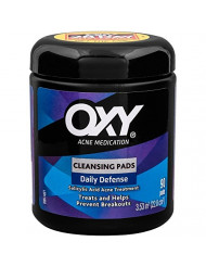 OXY Daily Defense Cleansing Pads 90 Each