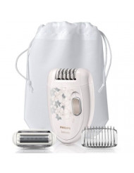Philips Hp6423/00 Ladies Washable 2 Speed Satinelle Women Epilator Shaver New Fast Shipping Ship Worldwide