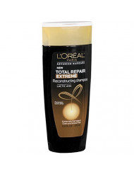 L'Oreal Total Repair Extreme Shampoo, Extremely Damaged Hair, 12.6 Fl Oz
