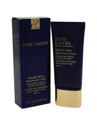 Estee Lauder Double Wear Maximum SPF 15 Cover Camouflage Makeup, Tawny, 1 Ounce
