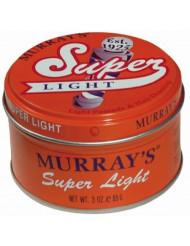 Murray's Super Light - Orange/Black 3 oz. (Pack of 2)