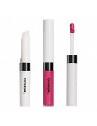 Covergirl Outlast All-Day Lip Color With Topcoat, Fuchsia Forever