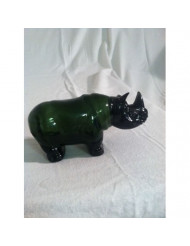 Avon Big Game Rhino After Shave Decanter