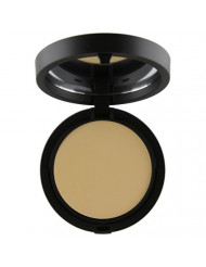 Youngblood Creme Powder Foundation Refillable Compact with Product Barely, Beige, 0.25 Ounce