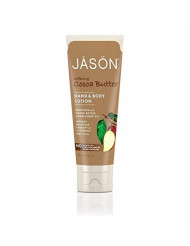 Jason Pure Natural Softening Cocoa Butter Hand & Body Lotion - 8 oz - 2 pk