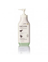 Nature by Canus, Fresh Goat's Milk Moisturizing Lotion, Fragrance-Free