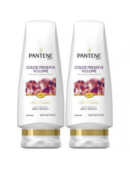 Pantene Pro-V Colored Hair Color Preserve Volume Conditioner - 12 oz - 2 pk